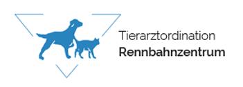 Tierarztordination Rennbahnzentrum - Logo
